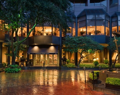 Hotels In New Orleans >> Luxury Hotel In New Orleans Louisiana Windsor Court Hotel