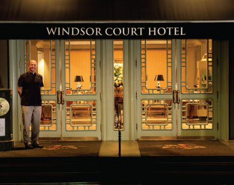 Windsor Court Luxury Hotel