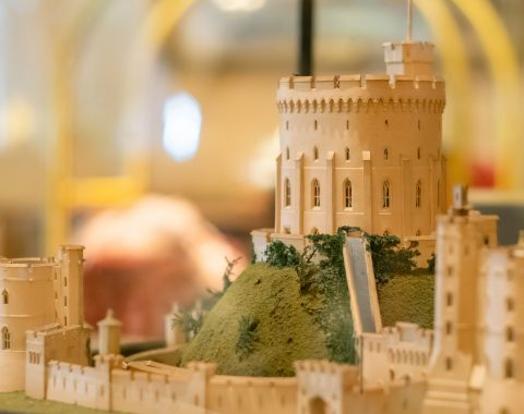 miniature rendering of Windsor Castle